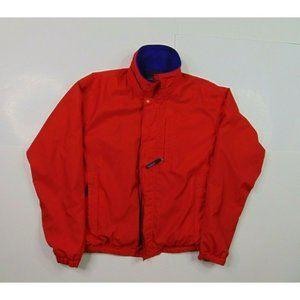 Vintage Patagonia M Windbreaker Jacket Full Zip